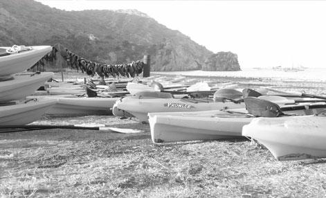 Catalina Island - White's Landing